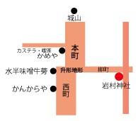 岩村藩で夏祭り。後鳥羽上皇の「...